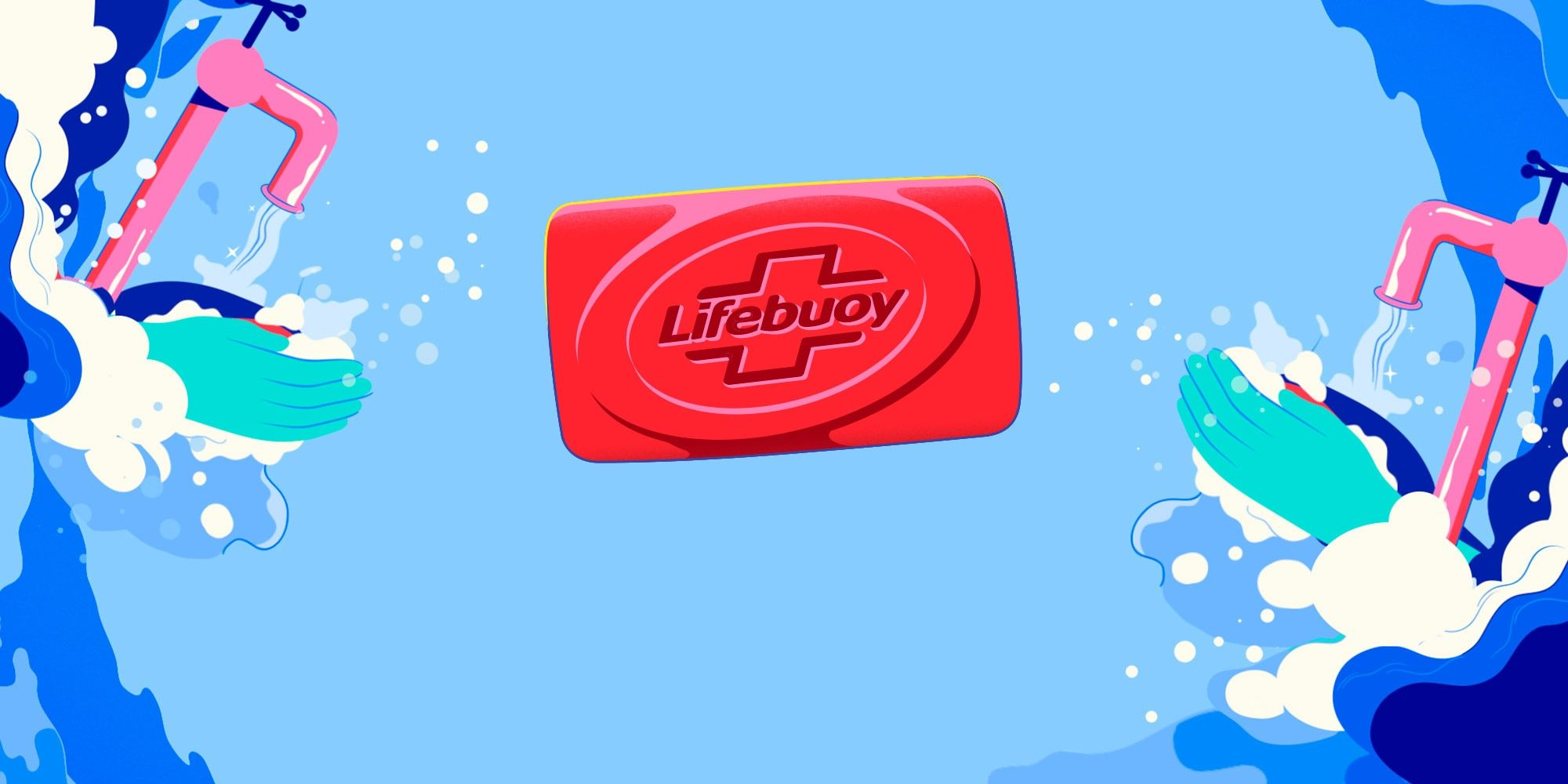 Lifebuoy background